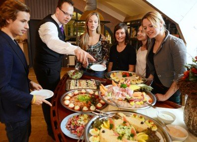 Familierestaurant buffetten